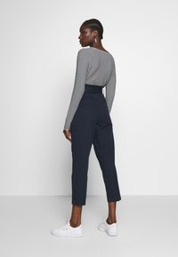 Marc O'Polo DENIM - PANTS - Trousers - scandinavian blue - 2