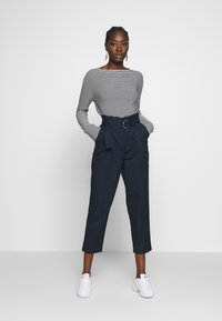 Marc O'Polo DENIM - PANTS - Trousers - scandinavian blue - 1