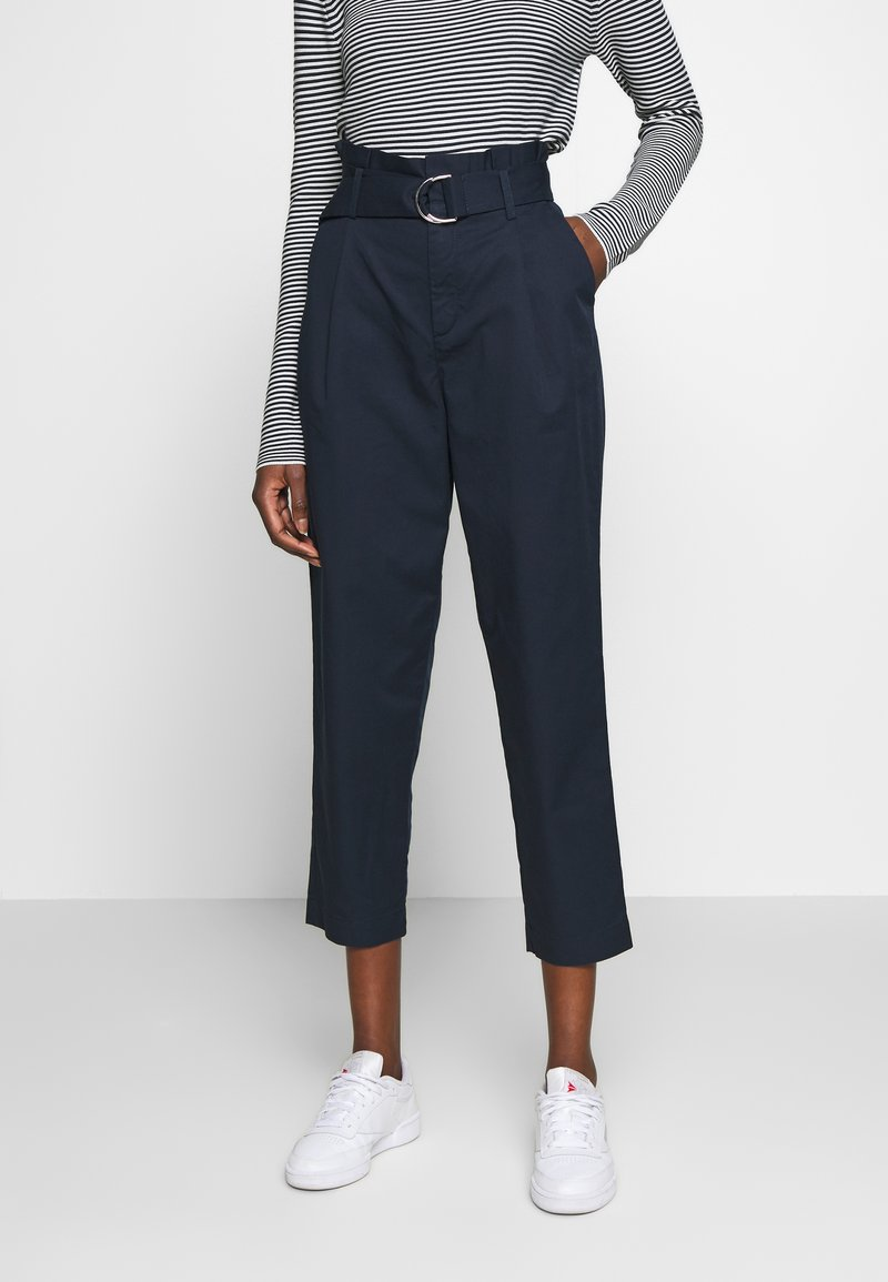 Marc O'Polo DENIM - PANTS - Trousers - scandinavian blue