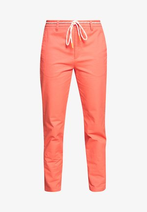 Chinos - soft coral