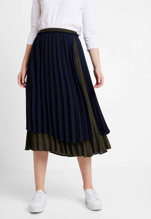SKIRT LAYERS - Vekkihame - blue night sky