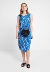 Marc O'Polo DENIM - DRESS STRAP DETAIL AT BACK - Day dress - blue - 2