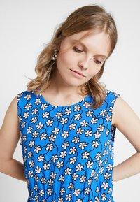 Marc O'Polo DENIM - DRESS STRAP DETAIL AT BACK - Day dress - blue - 5