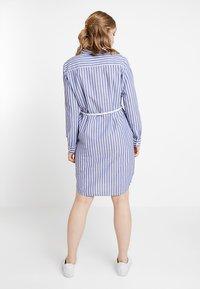 Marc O'Polo DENIM - DRESS STYLE - Košilové šaty - blue/white - 3
