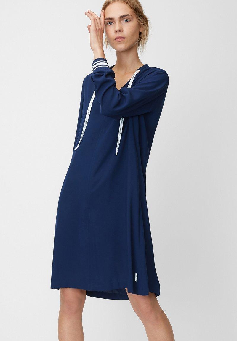 Marc O'Polo DENIM - Day dress - blue