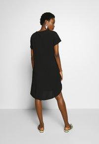 Marc O'Polo DENIM - DRESS - Denní šaty - black - 2