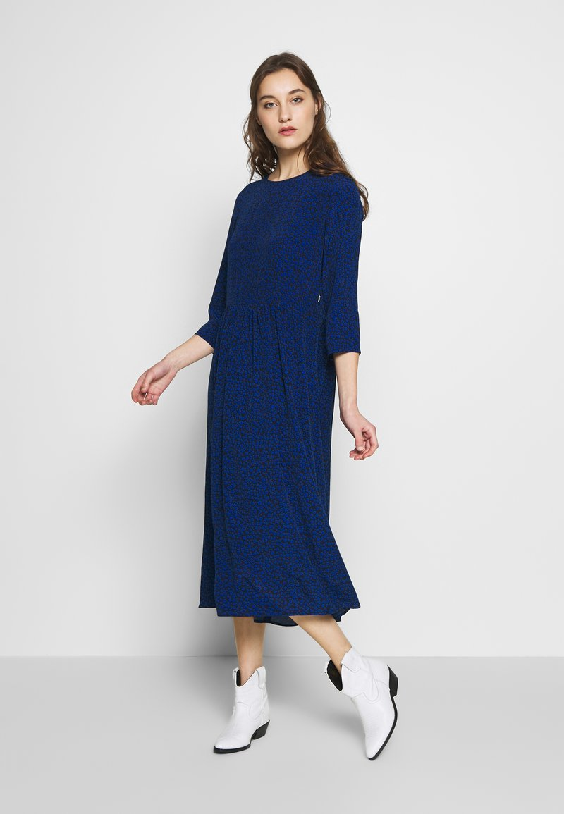 Marc O'Polo DENIM - DRESS - Day dress - scandinavian blue