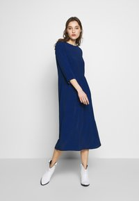 Marc O'Polo DENIM - DRESS - Day dress - scandinavian blue - 1