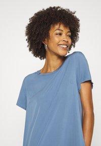 Marc O'Polo DENIM - DRESS FRILL SKIRT - Day dress - blue fantasy - 3