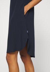 Marc O'Polo DENIM - DRESS SHAPE - Korte jurk - scandinavian blue - 5