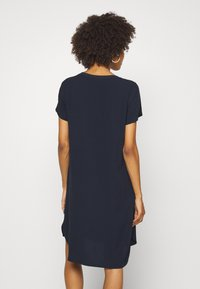 Marc O'Polo DENIM - DRESS SHAPE - Korte jurk - scandinavian blue - 2