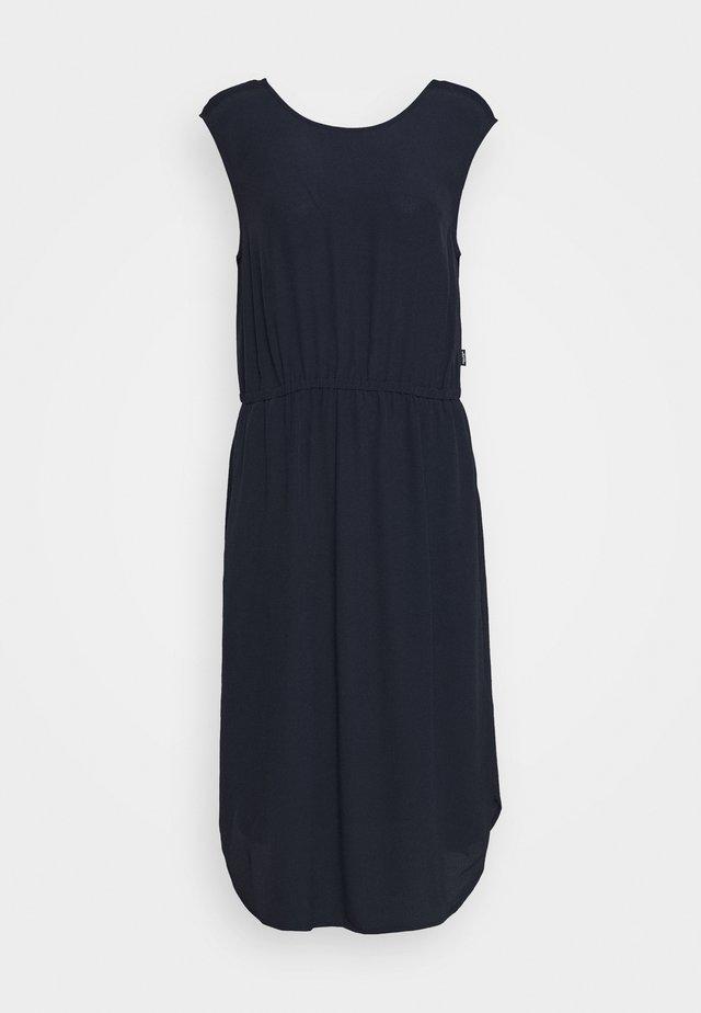 DRESS STRAP DETAIL AT BACK - Freizeitkleid - scandinavian blue