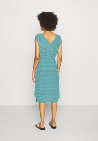 Marc O'Polo DENIM - DRESS STRAP DETAIL AT BACK - Day dress - multi - 2