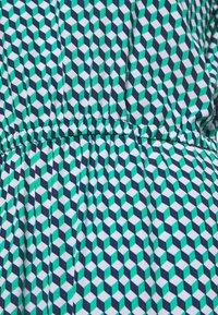Marc O'Polo DENIM - DRESS STRAP DETAIL AT BACK - Day dress - multi - 5
