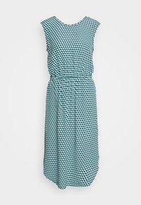 Marc O'Polo DENIM - DRESS STRAP DETAIL AT BACK - Day dress - multi - 4
