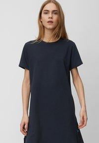 Marc O'Polo DENIM - Jersey dress - scandinavian blue - 1