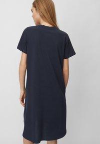 Marc O'Polo DENIM - Jersey dress - scandinavian blue - 2