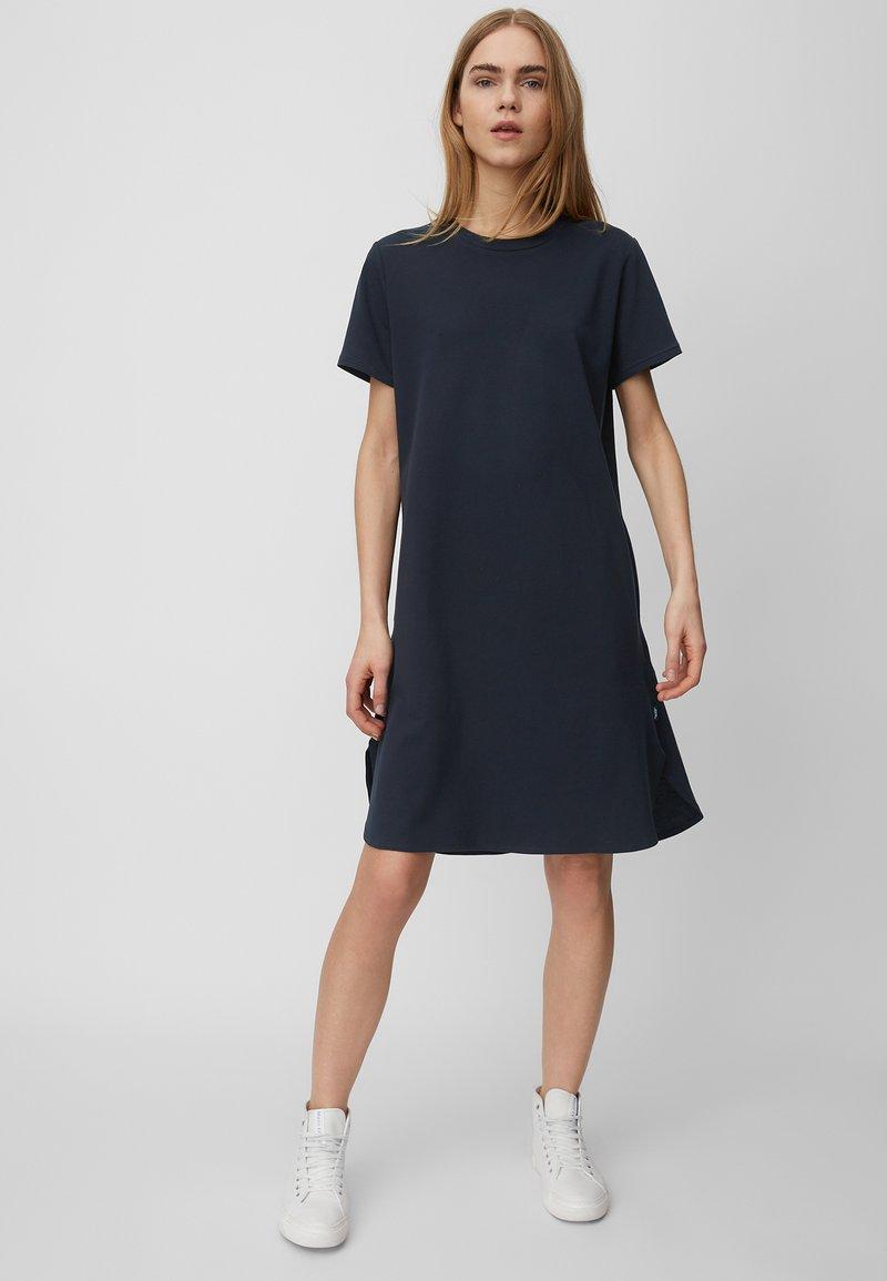 Marc O'Polo DENIM - Jersey dress - scandinavian blue