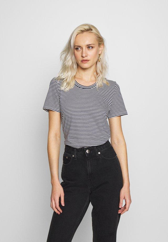Print T-shirt - multi/scandinavian blue