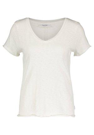 MARC O'POLO DENIM DAMEN T-SHIRT - Basic T-shirt - weiss (10)