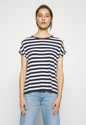 Camiseta estampada - multi/scandinavian blue