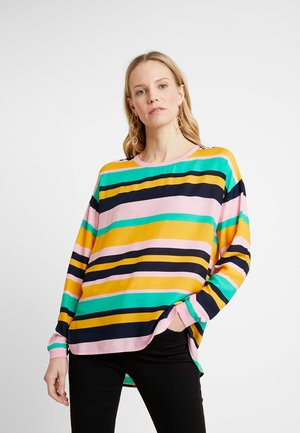 BLOUSE CREW NECK - Pusero - multicoloured