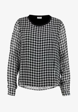 BLOUSE ROUND NECK - Bluser - combo