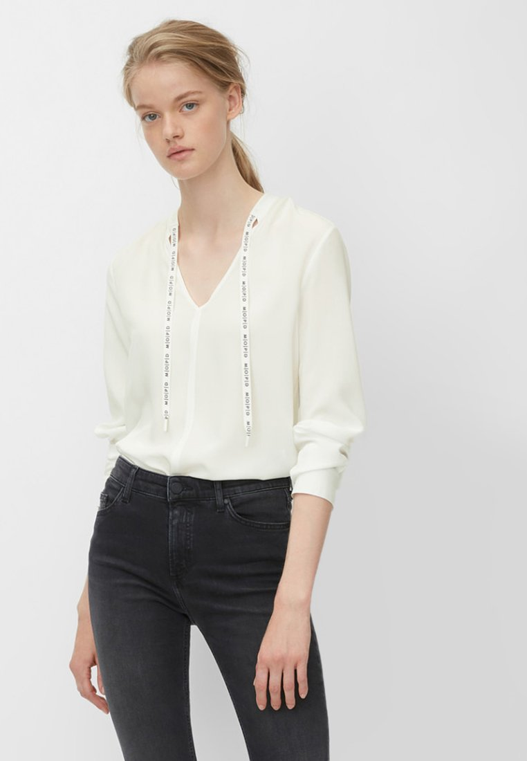 Marc O'Polo DENIM - Blouse - white