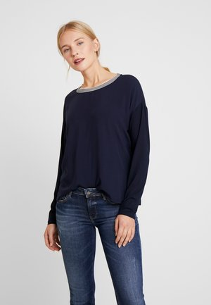 BLOUSES LONG SLEEVE - Blouse - blue night sky