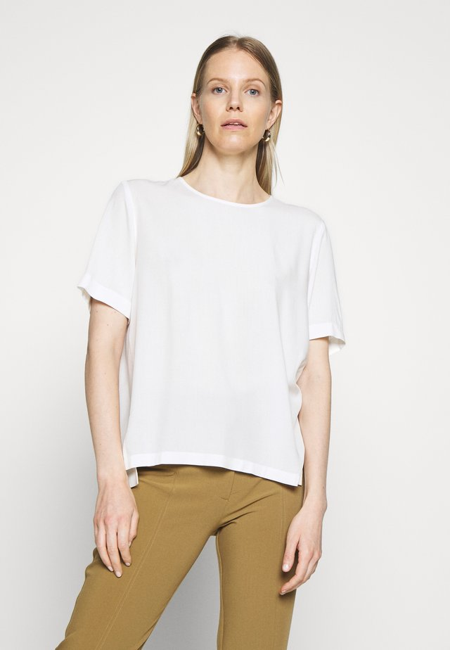 Bluse - scandinavian white