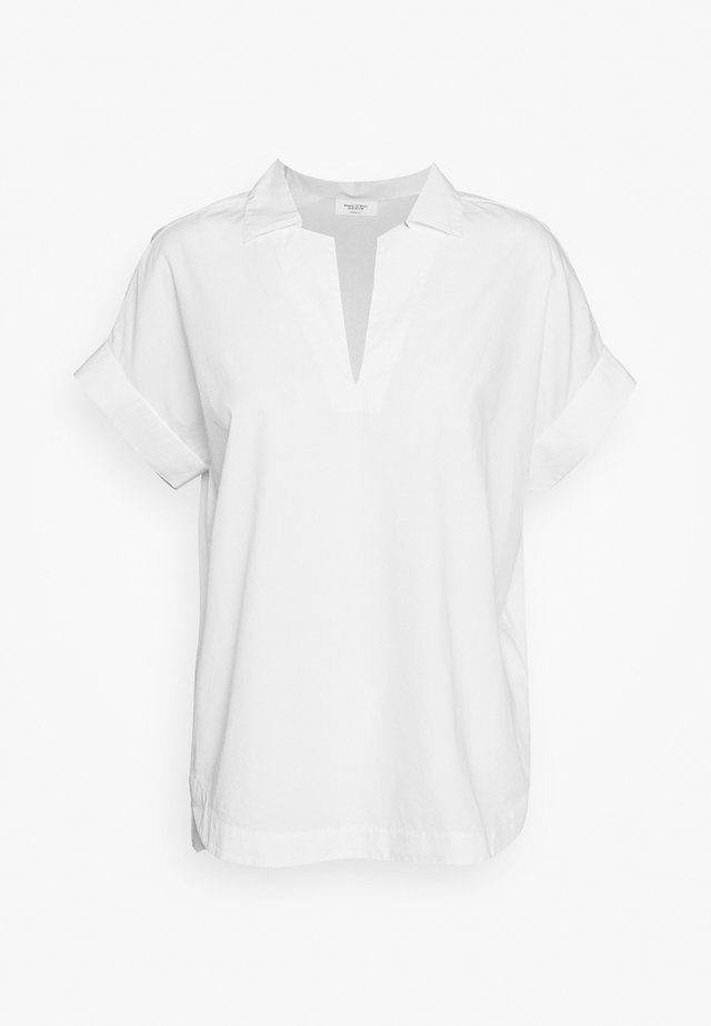 BLOUSE - Blouse - scandinavian white