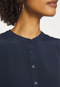 Marc O'Polo DENIM - HALF PLACKET - Camicetta - scandinavian blue - 4