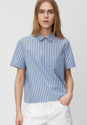 Blouse - light blue, light blue