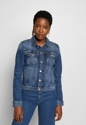 JACKET - Denim jacket - wild commercial wash