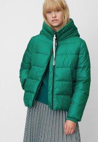 Marc O'Polo DENIM - Winter jacket - green - 0