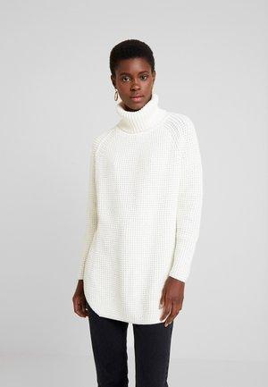 LONG SLEEVE RAGLAN - Pullover - white