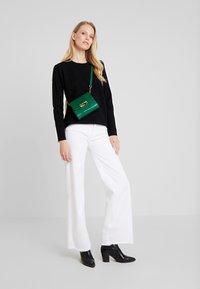 Marc O'Polo DENIM - Pullover - black/white - 1