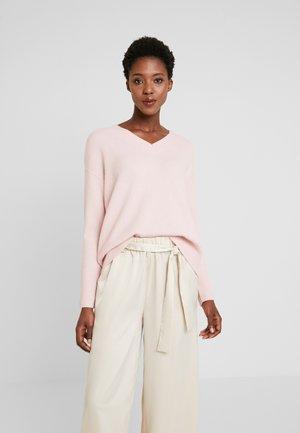Jersey de punto - faded pink