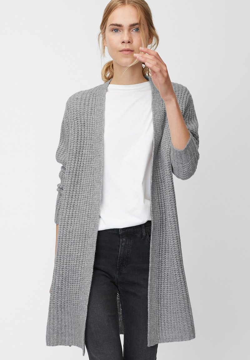 Marc O'Polo DENIM - Cardigan - grey