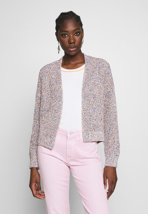CARDIGAN LONG SLEEVE - Neuletakki - multi