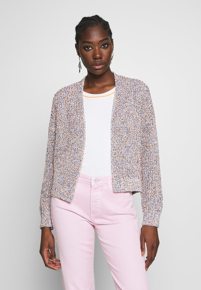 CARDIGAN LONG SLEEVE - Kardigan - multi