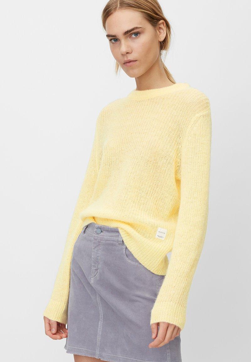 Marc O'Polo DENIM - Sweter - yellow