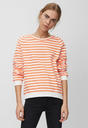 SWEAT-SHIRT - Sweatshirt - orange