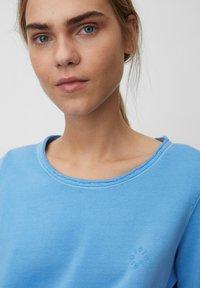 Marc O'Polo DENIM - Sweatshirt - blue - 3