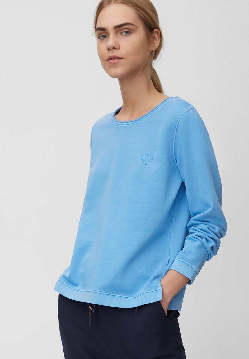 Marc O'Polo DENIM - Sweatshirt - blue