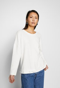 Marc O'Polo DENIM - Sweatshirt - white - 0