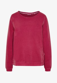 Marc O'Polo DENIM - Mikina - rusty red - 4