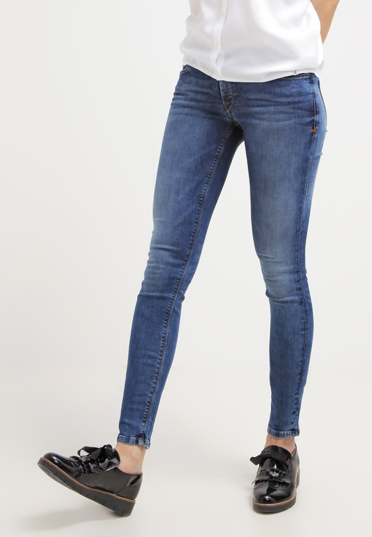 Marc O'Polo DENIM - SIV - Jeans Skinny Fit - allstar wash