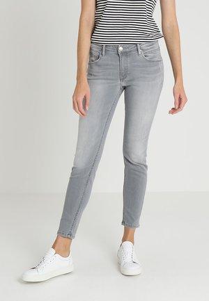 ALVA - Slim fit jeans - grey denim