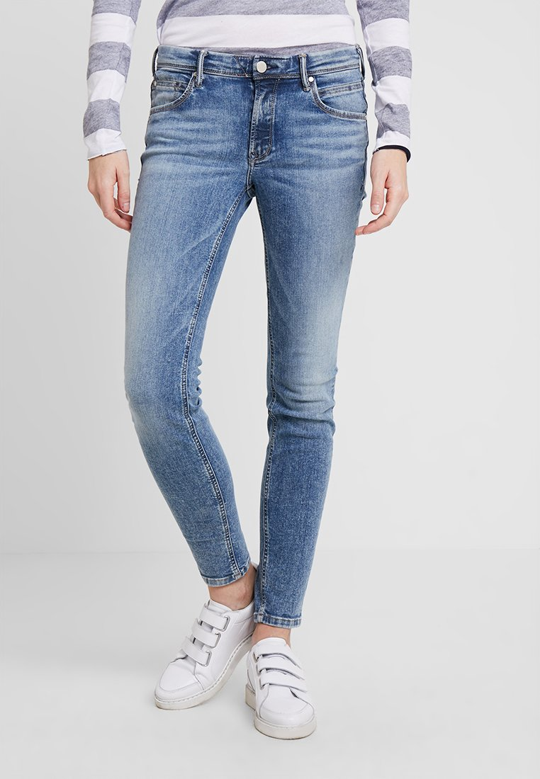 Marc O'Polo DENIM - ALVA - Slim fit jeans - every day light denim